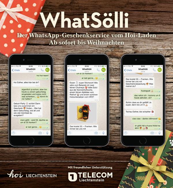 WhatSölli