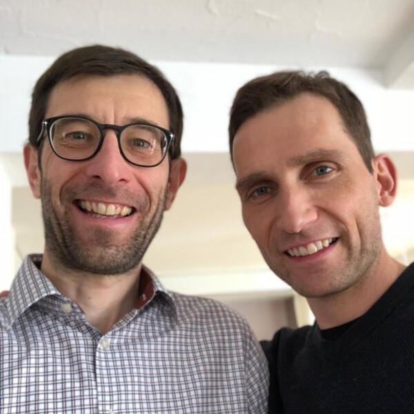 """Podcast """"Glück oder Können?"""" mit Richard Wanger von der Confiserie Wanger - Pocast """"Glück oder Können?"""" mit Richard Wanger von Confiserie Wanger"""