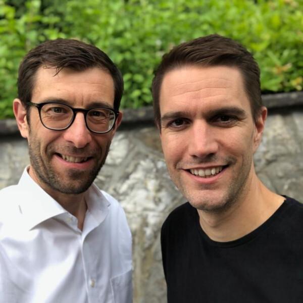 """Podcast """"Glück oder Können?"""" mit Simon Schädler von Büro für Gebrauchsgraphik - Podcast """"Glück oder Können?"""" mit Simon Schädler von Büro für Gebrauchsgraphik"""