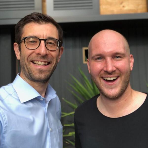 """Podcast """"Glück oder Können?"""" mit Yannick Zurflüh, Hochzeitsfotograf - Podcast """"Glück oder Können?"""" mit Yannick Zurflüh, Hochzeitsfotograf"""