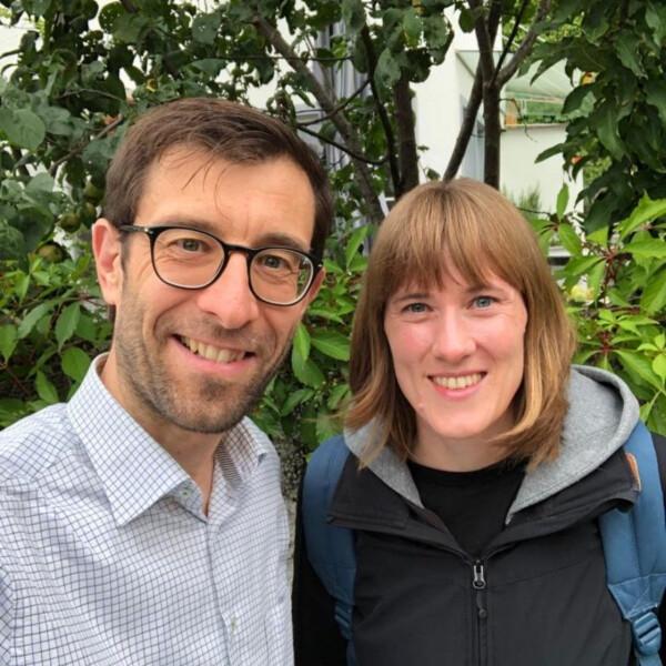 """Podcast """"Glück oder Können?"""" mit Laura Hilti, Kunstverein Schichtwechsel - Podcast """"Glück oder Können?"""" mit Laura Hilti vom Kunstverein Schichtwechsel"""