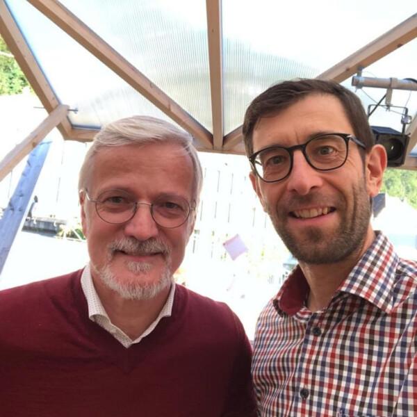 """Podcast """"Glück oder Können?"""" mit Walter Hagen von der Adler Gastronomie - Podcast """"Glück oder Können?"""" mit Walter Hagen von der Adler Gastronomie"""