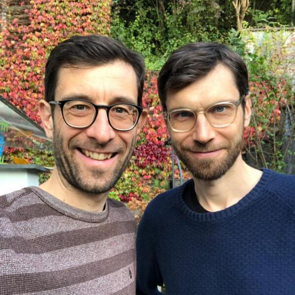 """Podcast """"Glück oder Können?"""" mit Dominik Tschütscher von Cinema Next - Podcast """"Glück oder Können?"""" mit Dominik Tschütscher von Cinema Next"""