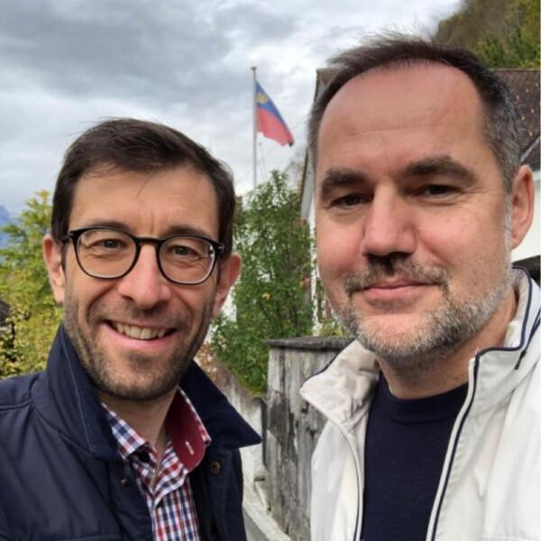 """Podcast """"Glück oder Können?"""" mit Ralf Jehle von Jehle + Partner Architekten - Podcast """"Glück oder Können?"""" mit Ralf Jehle von Jehle + Partner Architekten"""