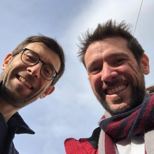 """Podcast """"Glück oder Können?"""" mit Adrian Hirt von der AlpenHirt AG - Podcast """"Glück oder Können?"""" mit Adrian Hirt von der AlpenHirt AG"""