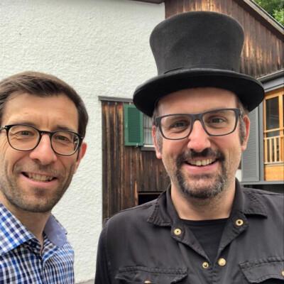 Glück oder Können?! Der Podcast mit Heimo Ackermann, Kaminfeger - Neue Podcastfolge Glück oder Können?! mit Heimo Ackermann