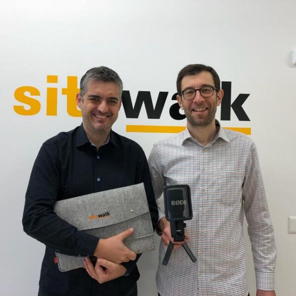 """Neuer Podcast """"Glück oder Können?"""". Dieses Mal mit Daniel Preite von Sitewalk Est. - Pocast """"Glück oder Können?"""" mit Daniel Preite von Sitewalk"""