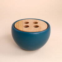 EM Keramik Knoblauchtopf