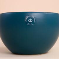 EM Keramik Knoblauchtopf Petrol
