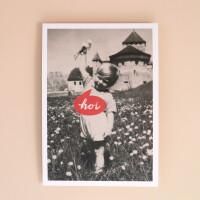 "Postkarte ""Klinna Förscht"""