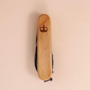 Sackmesser Taschenmesser aus Holz
