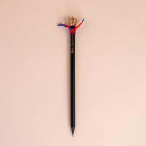 Bleistift Fürst Liechtenstein Krone