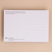 """Postkarte """"Schloss & Fernsicht"""""""