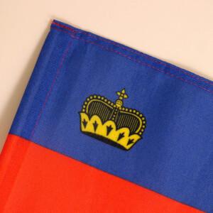 Fahne Liechtenstein