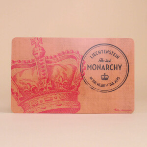 "Znünibrettchen: ""Last Monarchy Krone"""