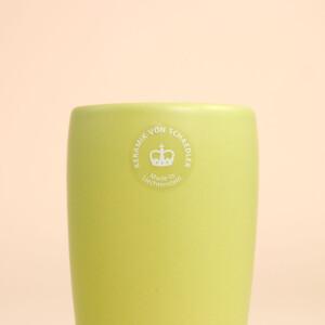 EM Keramik Becher: 3 dl Hellgrün