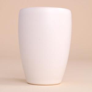 EM Keramik Becher: 1,5 dl Weiss