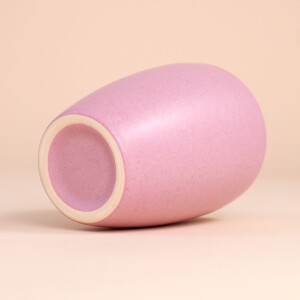 EM Keramik Becher: 1,5 dl Flieder