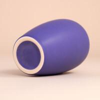 EM Keramik Becher: 1,5 dl Violett