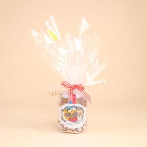 Geschenkset: Liechtensteiner Bienenhonig (500gr.) &...