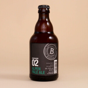 Brauhaus Alpen Pale Ale