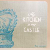 """Znünibrettchen: """"My Kitchen is my Castle"""""""