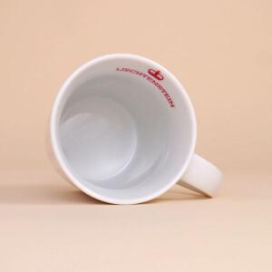 """Tasse Porzellan """"Fürstin"""": Rot"""