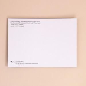 "Postkarte ""Brauchtum"""
