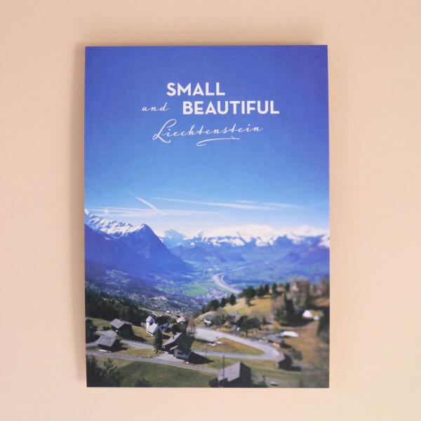 """Postkarte """"Small & Beautiful"""""""
