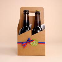 Liechtensteiner Bier: 4er-Pack