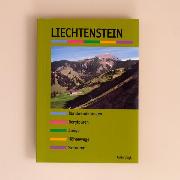 Liechtenstein Bergtouren-Führer