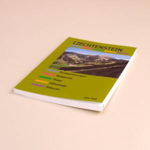 Liechtensteiner Bergtouren-Führer