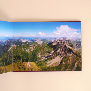 Panorama Liechtenstein Japanisch