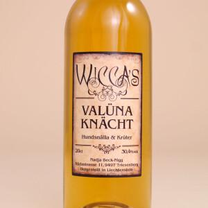 Wiccas Schnaps: «Valüna Knächt»