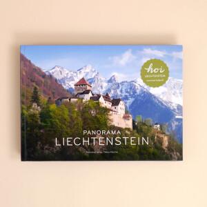 Panorama Liechtenstein Französisch