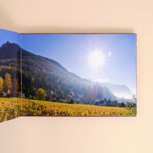 Panorama Liechtenstein Spanisch
