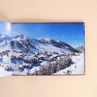 Panorama Liechtenstein Russisch