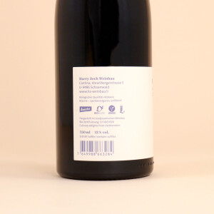 Zech Weinbau Pinot Noir: Alte Reben Abtswingert AOC Vaduz (Bio)