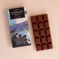 Schokolade Schloss Vaduz: Milch