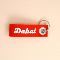 Hoi Schweiz Schlüsselschlaufe Filz: «Dahai»