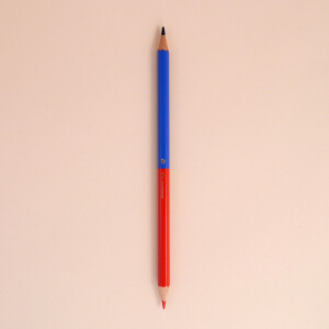 Stift-Set Dialekt: Fürstlicher Bleistift & Malstift Flagge