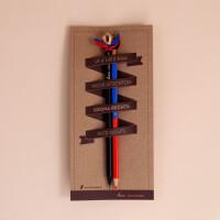 Bleistift Liechtenstein Set