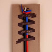 Stift-Set Englisch: Fürstlicher Bleistift & Malstift Flagge