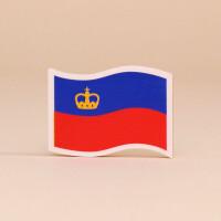 Holzmagnet_Liechtenstein_Flagge