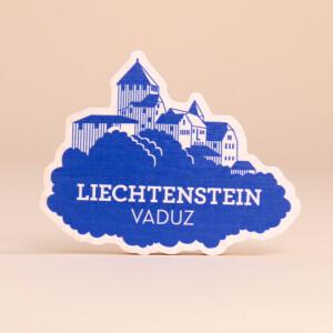 Holzmagnet_SchlossVaduz_Nostalgie