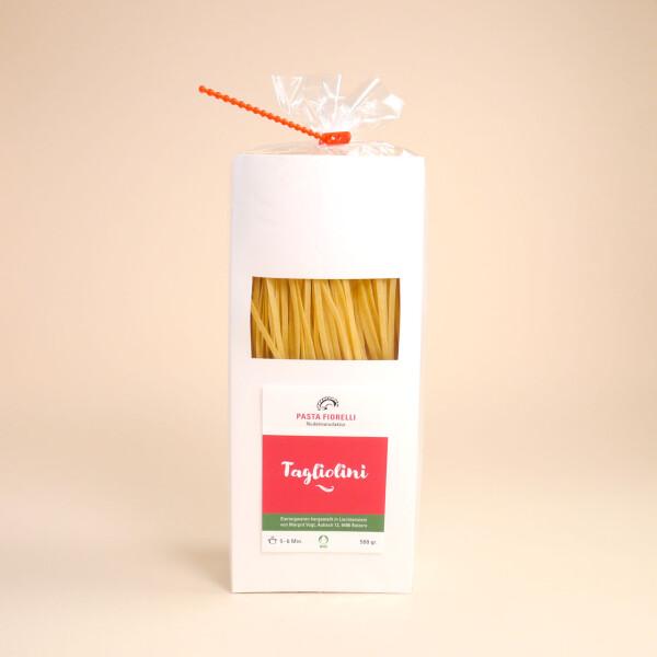 Pasta Fiorelli, Bio-Hartweizen: Tagliolini