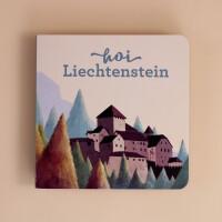 """Bilderbuch für Kinder: """"Hoi Liechtenstein"""""""