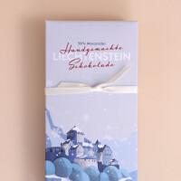 """Schokolade Weihnachten: """"Winterschloss"""""""
