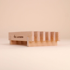 Seifenhalter Holz