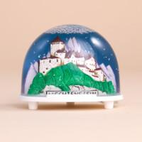 Schneekugel Schloss Vaduz